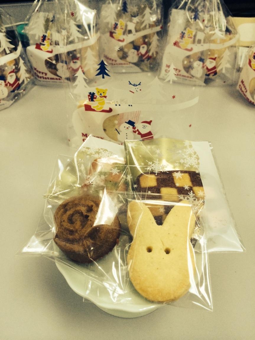 2014 Christmas Cookies