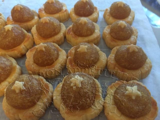 OpenTart Pineapple Tarts ~ Baked